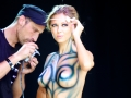 Miami Beach Body Painting 1